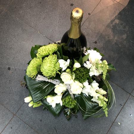 Bouquet et bouteille FV01